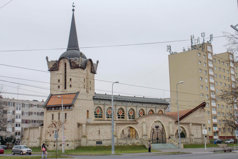 Balázs Győző Református Templom